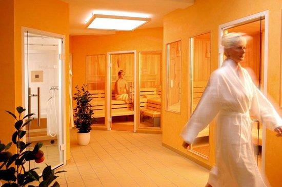 Romantikhotel Braunschweiger Hof: Saunabereich