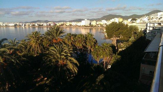 THB Los Molinos : Otra vista desde la terraza