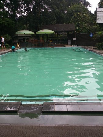 Sari Ater Hotel: Pools Nangka