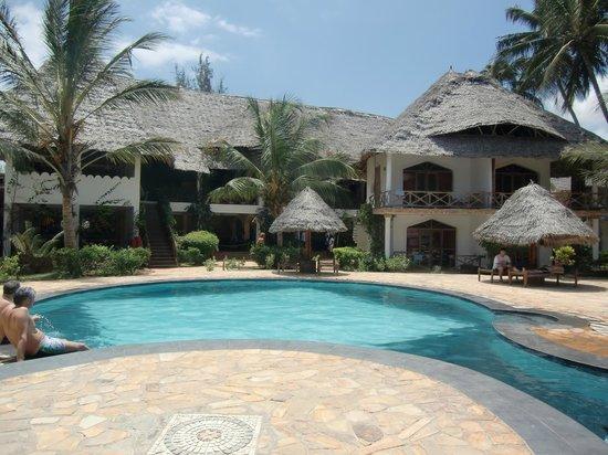 Waridi Beach Resort & Spa: un bel posto