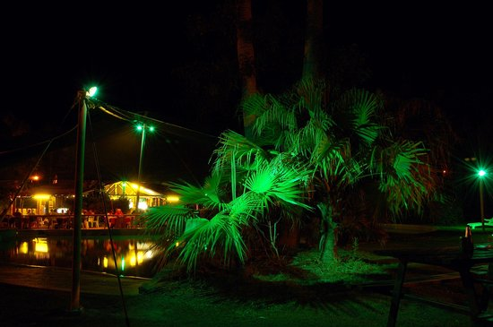 Kakadu Lodge and Caravan Park: great surrounds
