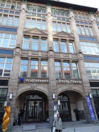 Park Plaza Wallstreet Berlin Mitte: façade de l'hotel