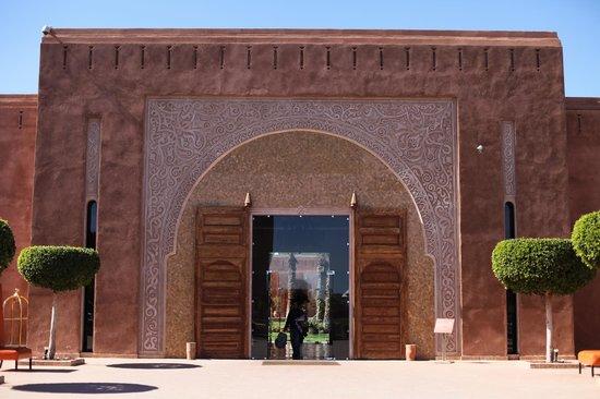 Kenzi Club Agdal Medina: La porte d'entrée sur le boulevard Mohamed VI