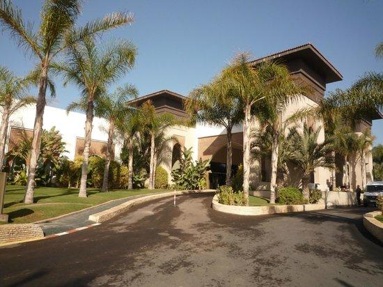 Hotel Riu Palace Tikida Agadir : Entrée