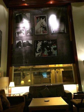 Ayre Hotel Astoria Palace : Particolare del Lounge Bar