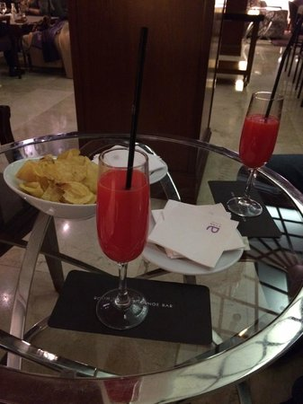 Ayre Hotel Astoria Palace : Cocktail di Benvenuto