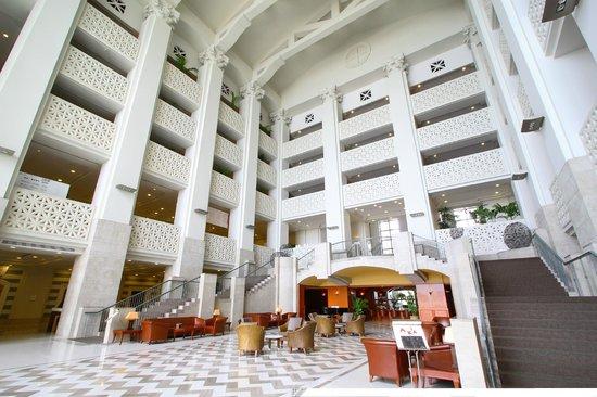 レオパレス リゾート グアム, ホテル ロビー