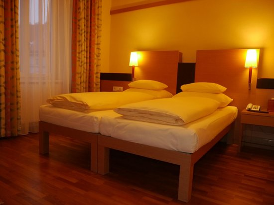 Hotel Am Stephansplatz: Comfy Beds