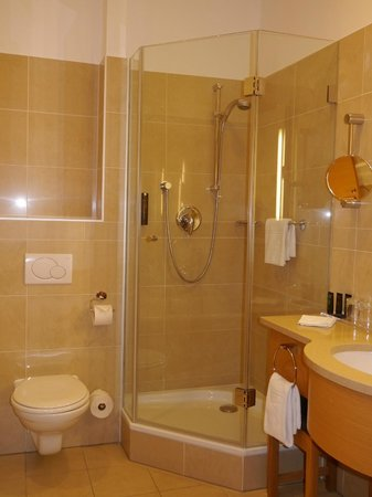 Hotel Am Stephansplatz: Shower