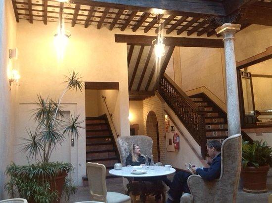 Hotel Casa 1800 Granada: precioso