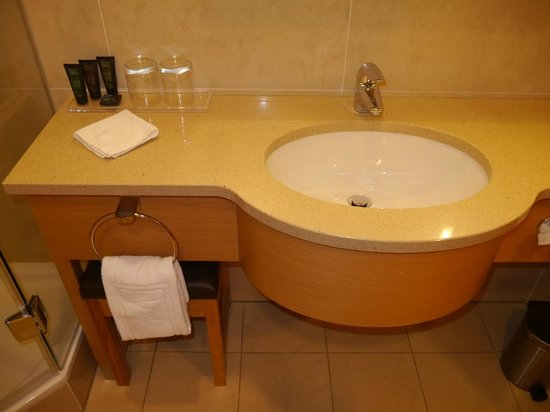 Hotel Am Stephansplatz: Sink Area
