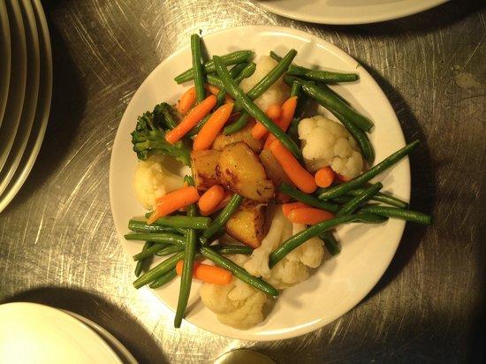 Little italia: Mix vegetable