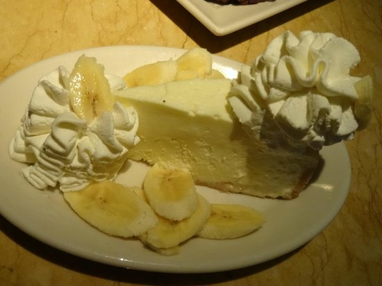 The Cheesecake Factory: Banana Cream Cheese