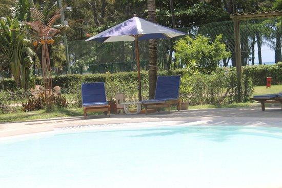 Tarisa Resort & Spa: vue du restaurant