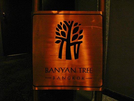 Banyan Tree Bangkok: decoration