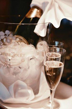 Hotel Glärnischhof: Perrier-Jouët