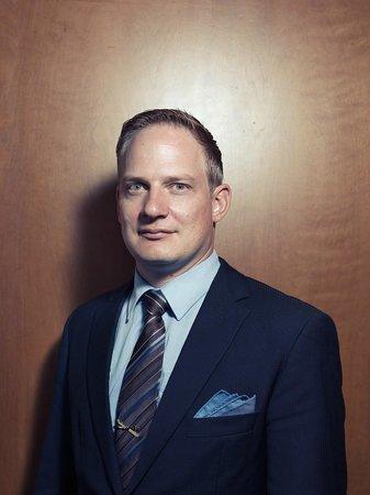 Hotel Glärnischhof: Hoteldirektor