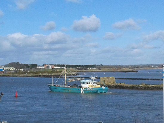 Talbot Wexford : View from our bedroom