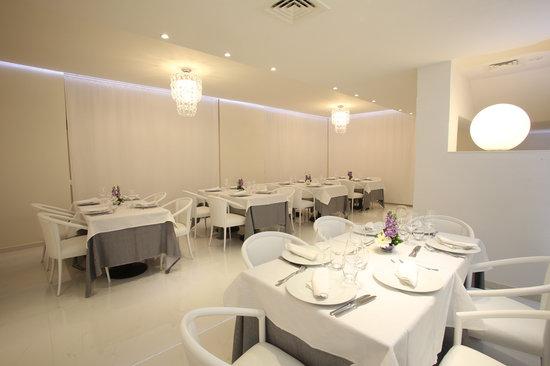 Hotel - Ristorante Rinelli: SALA WHITE