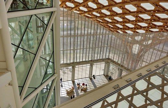 Centre Pompidou-Metz : Centre Pompidou