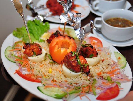Murgh Mussalam - Signature Dish of Chakra