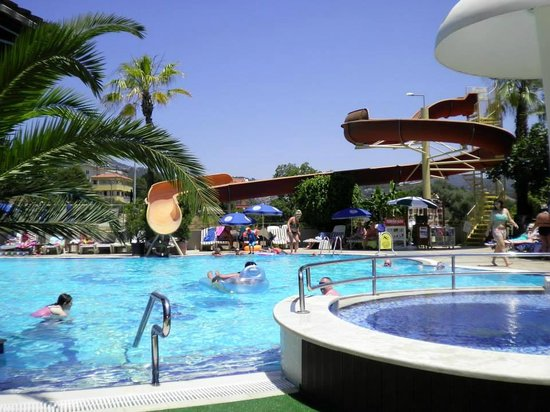 Cettia Apart Hotel: 1 day lazy afternoon
