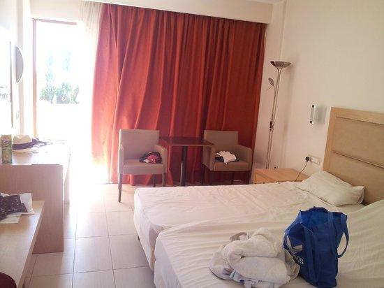 Kolymbia Sky Hotel: Номер