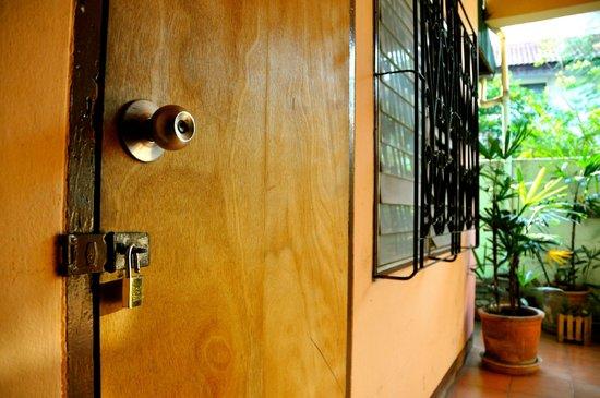 Vida Guesthouse: Pad Lock