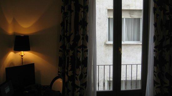 Room Mate Leo: vista desde la habitación