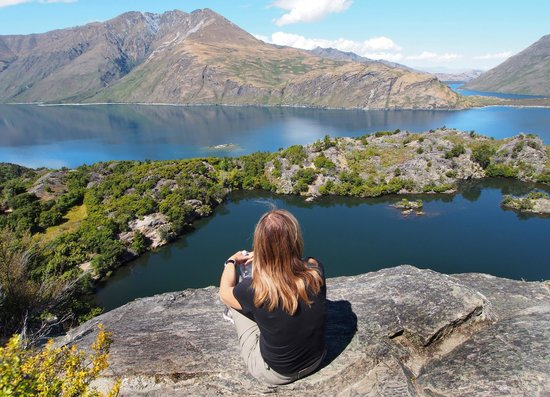 Eco Wanaka Adventures : Feels like you are the only ones here