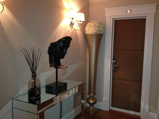 Spagna Royal Suite Rome: Hallway