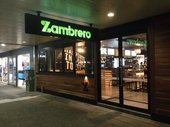 Zambrero Cairns Lake Street: Happiness in a soft tortilla