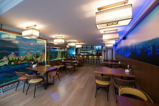 Arden Park Hotel: LOBBY BAR