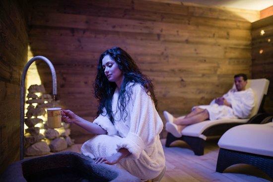 Hotel Posta Pederoa: Zona relax