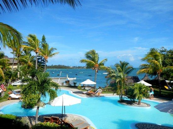 Veranda Paul & Virginie Hotel & Spa: View from Roo 114