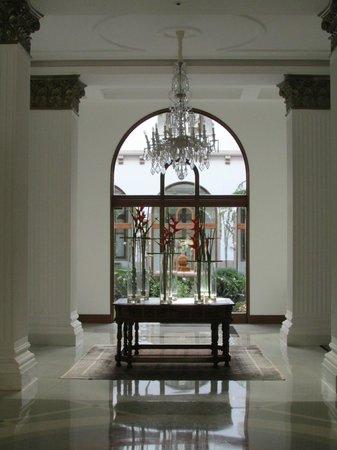 IBEROSTAR Grand Hotel Mencey: The entrance hall
