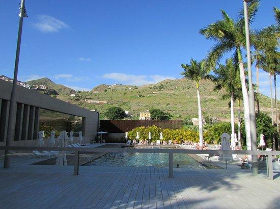 IBEROSTAR Grand Hotel Mencey: Pool area