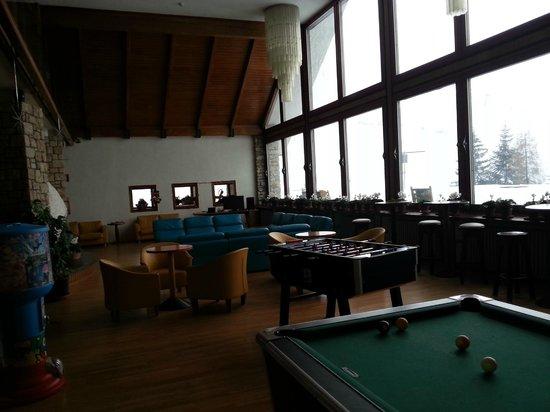 Grand Hotel Mondole: hall