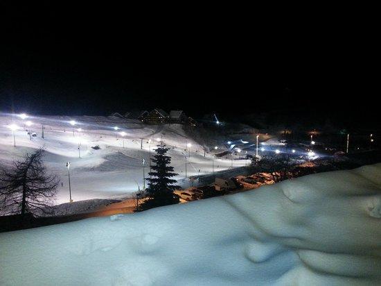 Grand Hotel Mondole: piste sci