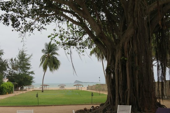 Pigeon Island Beach Resort: the beach