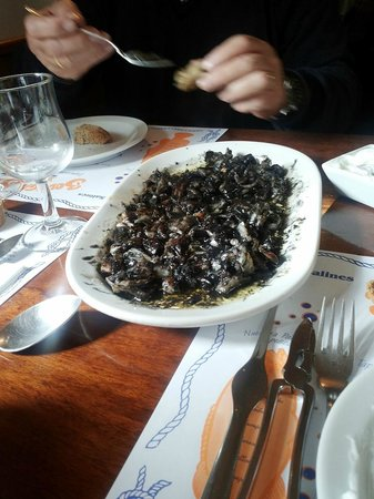 Casa Manolo: Los calamares