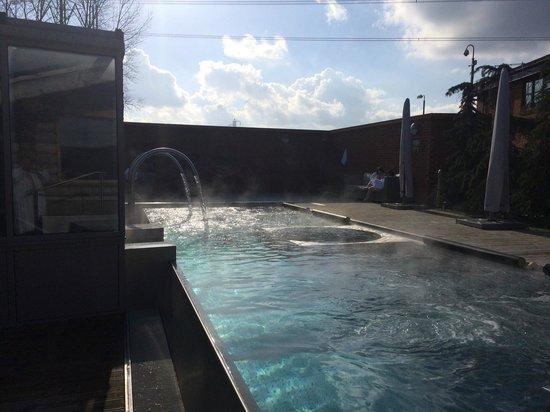 Wyboston Lakes Hotel: View of Hydro Pool