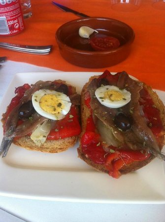 Olopte, Spanien: Pica-Pica
