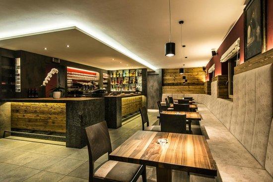 Hotel Posta Pederoa: Bar