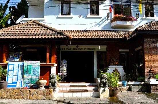Sri Pat Guest House: Exterior, front