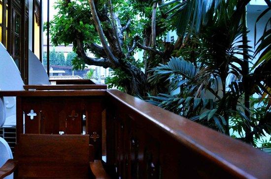 Sri Pat Guest House : Balcony
