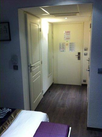Lagrange City Apart'Hôtel Lyon Lumière: la chambre