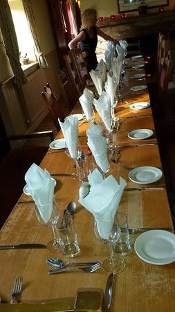 The Cartwheel Inn: Private functions