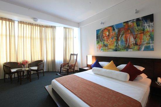 Amaara Sky Hotel Kandy: Deluxe Room
