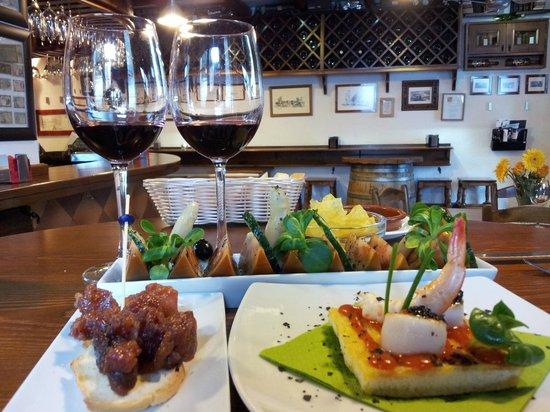 Bar El Convento: tapas y vino